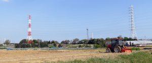新吉田町の風景