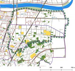 樽町地区内イメージ